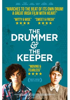 The Drummer & The Keeper Poster
